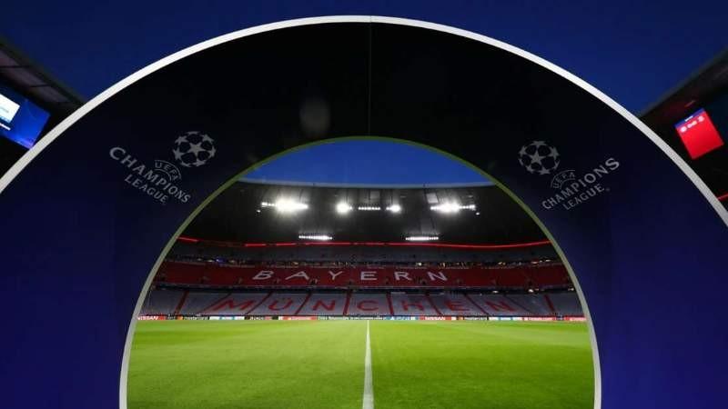 Los clasificados a octavos de final de la Champions League