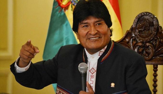 Evo Morales permanecerá en la Argentina y hoy llegaría García Linera