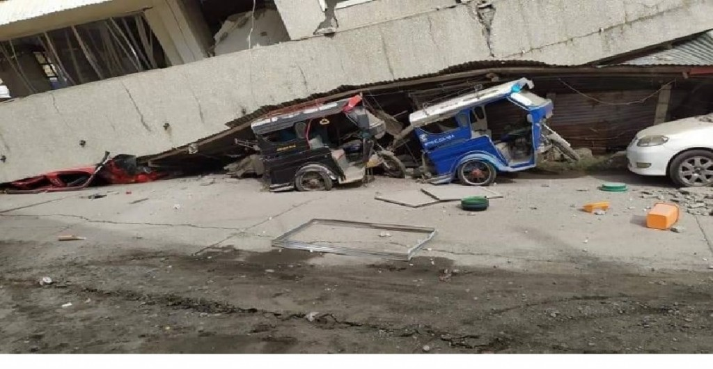 Terremoto de la isla filipina de Mindanao, muere una niña