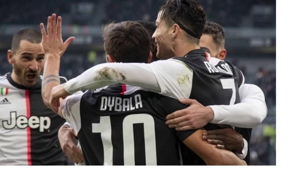 Juventus ganó y le metió presión a Inter