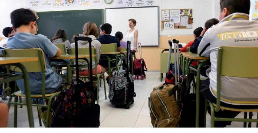 El informe Pisa: el alumnado pobre repite cuatro veces más en España