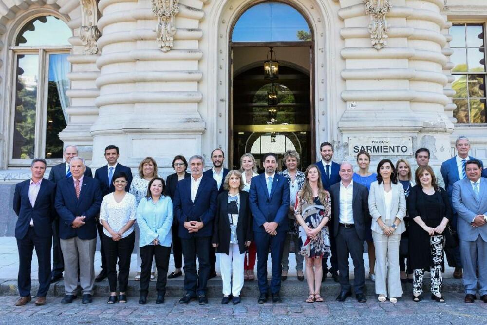 Cánepa participó del 94° Consejo Federal de Educación
