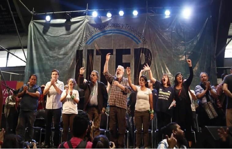 La CGT  se oponen al  Sindicato Piquetero