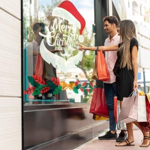 Las ventas navideñas cayeron un 3% en comparación con el año pasado