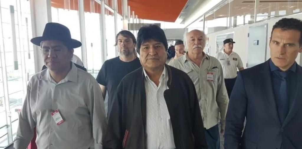 La embajada de los Estados Unidos le pidió al Gobierno que Evo Morales no abuse de su estatus de refugiado en la Argentina