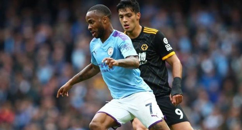 Wolverhampton-Manchester City se enfrentan en la Premier League