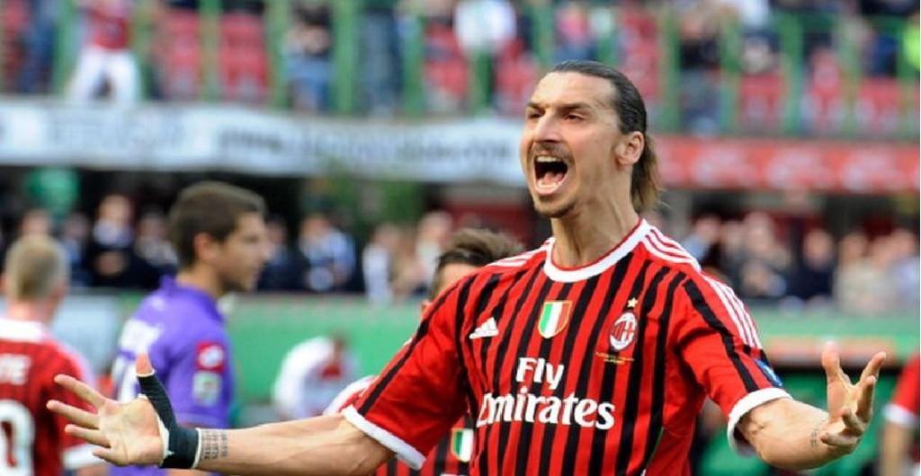 Zlatan Ibrahimovic regresa al AC Milan tras ocho temporadas
