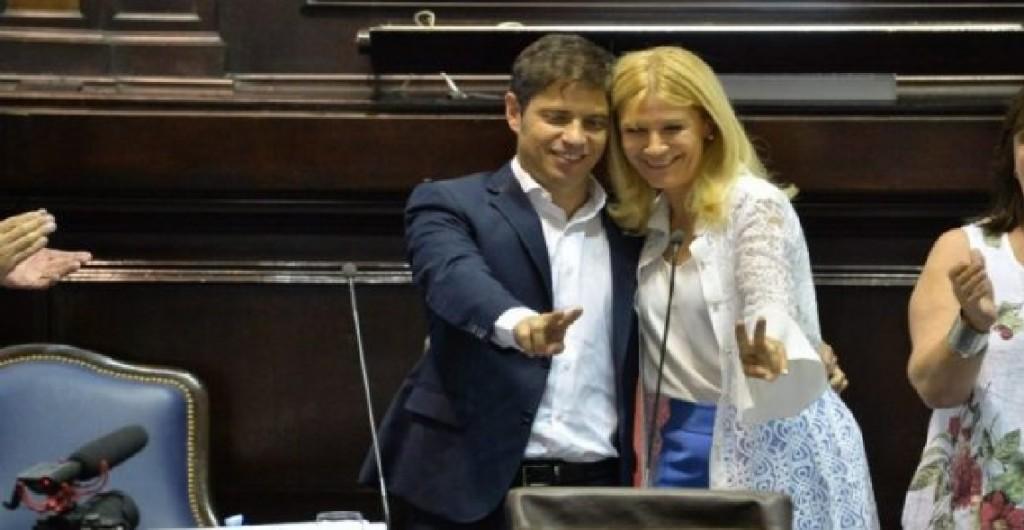 Kicillof se quedó sin reforma impositiva hasta 2020