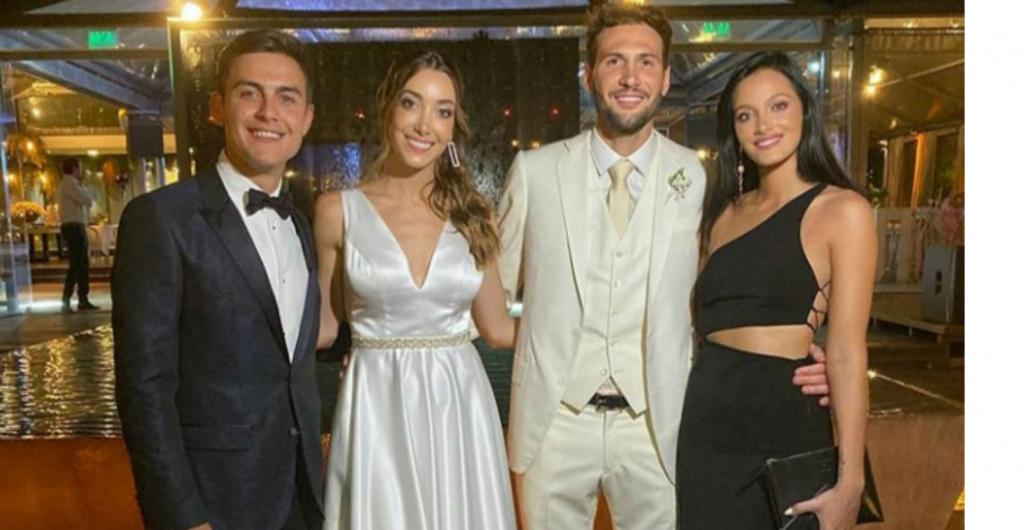 El Mudo Vázquez y Agostina Moroni se casaron