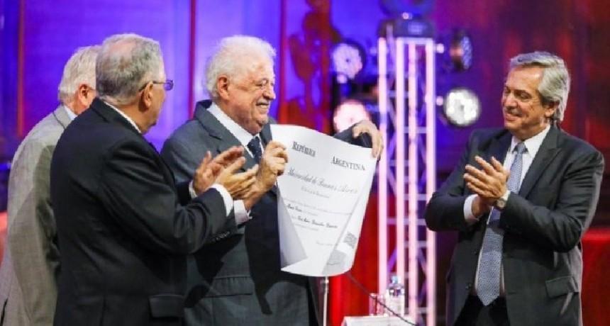 Ginés González García confirmado como ministro de Salud