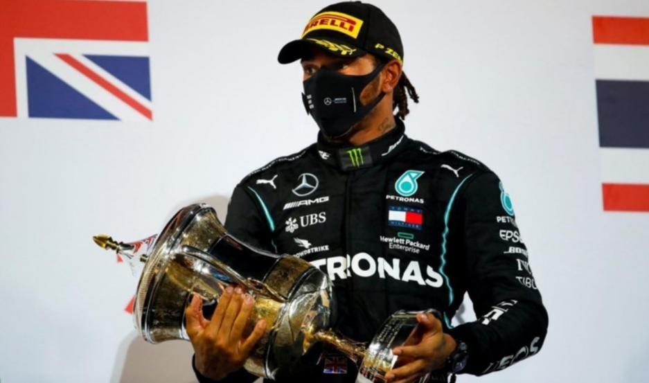 Lewis Hamilton no correrá el domingo para Mercedes en Bahrein