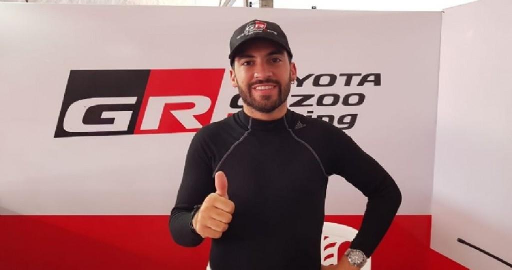 Julián Santero logró su primera pole position en el Súper TC2000