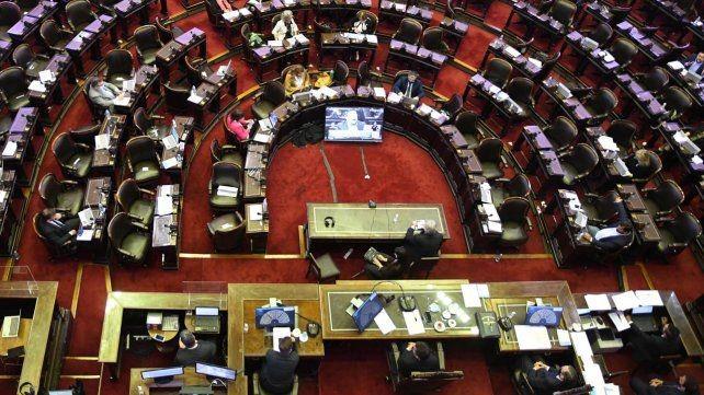 Diputados acuerdan protocolo sesiones presenciales