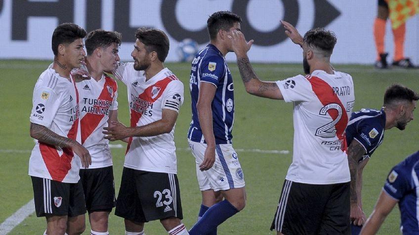 River volvió a ganarle a un Godoy Cruz