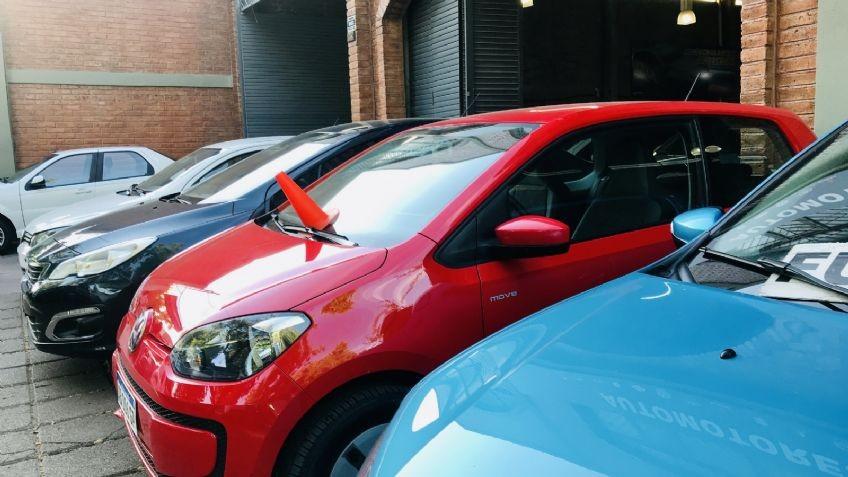La venta de los autos usados bajó un 13,98% menos que en igual período de 2019