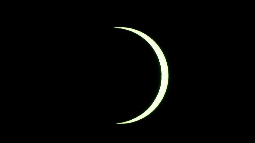 El próximo eclipse solar total se verá recién en el año 2048