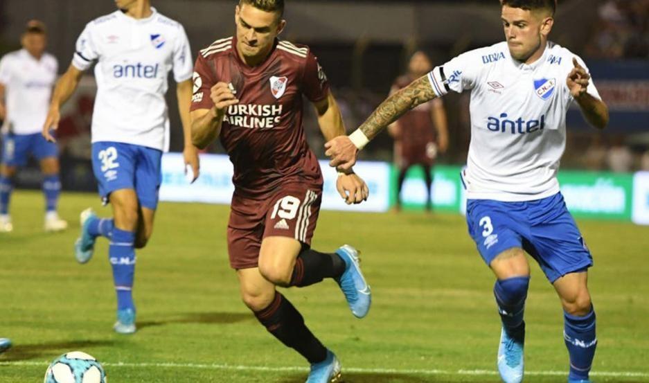 River juega ante Nacional de Uruguay buscando abrir la serie con un triunfo EN VIVO