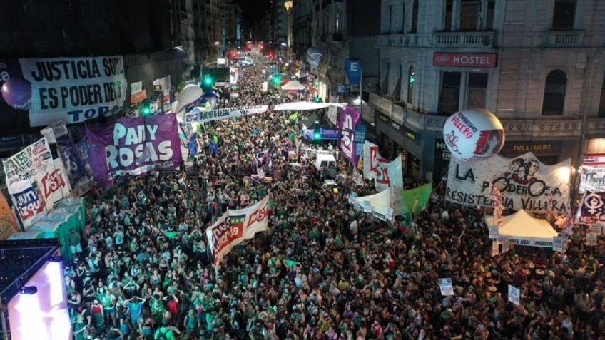 Un país en vilo a la espera de la media sanción ley del Aborto