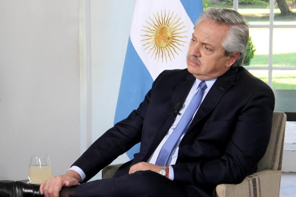 Alberto Fernández cuestionó a la Corte