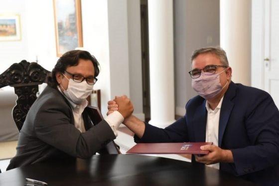 Salta y Catamarca acordaron trabajos de productividad minera