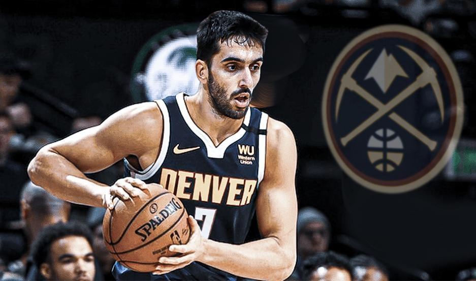 Facundo Campazzo debutó en la NBA