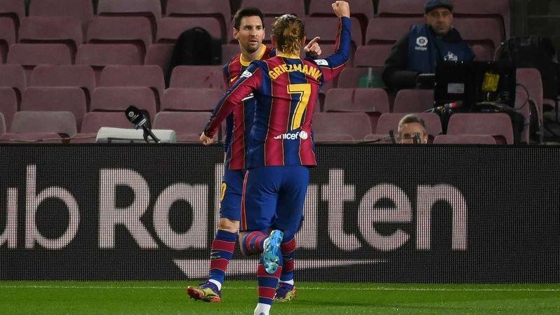 Barcelona le ganó al Levante 1-0