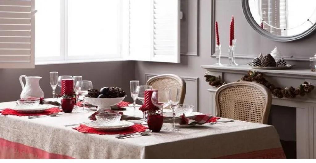 Planificar con tiempo las cenas de fin de año