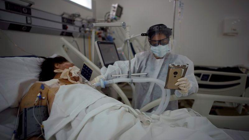 Argentina: Confirmaron 6.843 contagios nuevos y 162 muertes de coronavirus