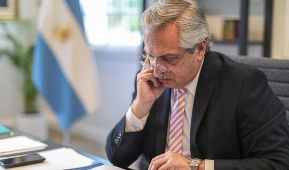 Alberto Fernández sabía que no iba a poder vacunarse