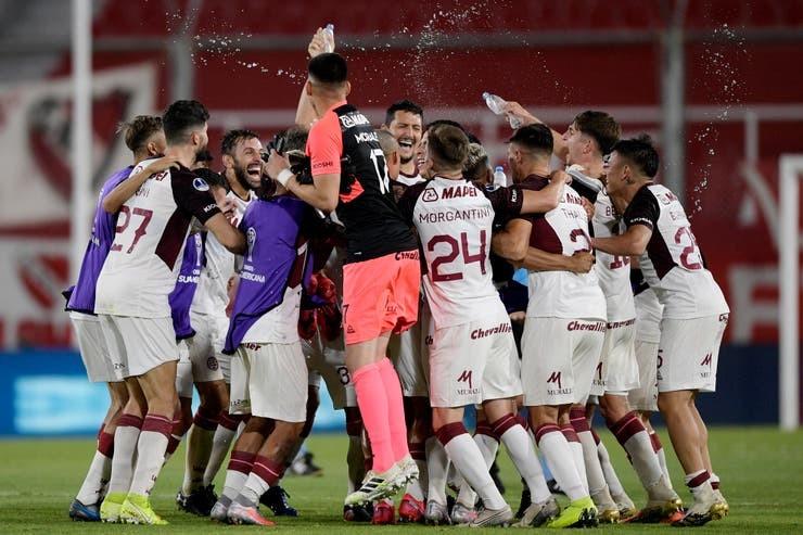 Independiente-Lanús, por la Copa Sudamericana