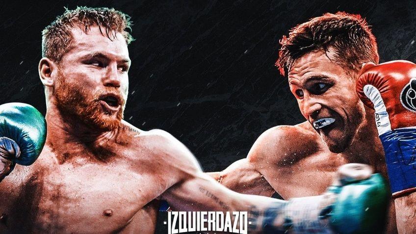 'Canelo' Álvarez aplastó a Callum Smith y conquistó títulos de peso supermediano