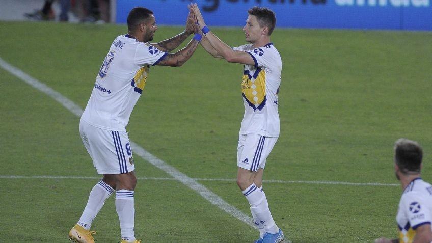 Boca logró un agónico ante Independiente