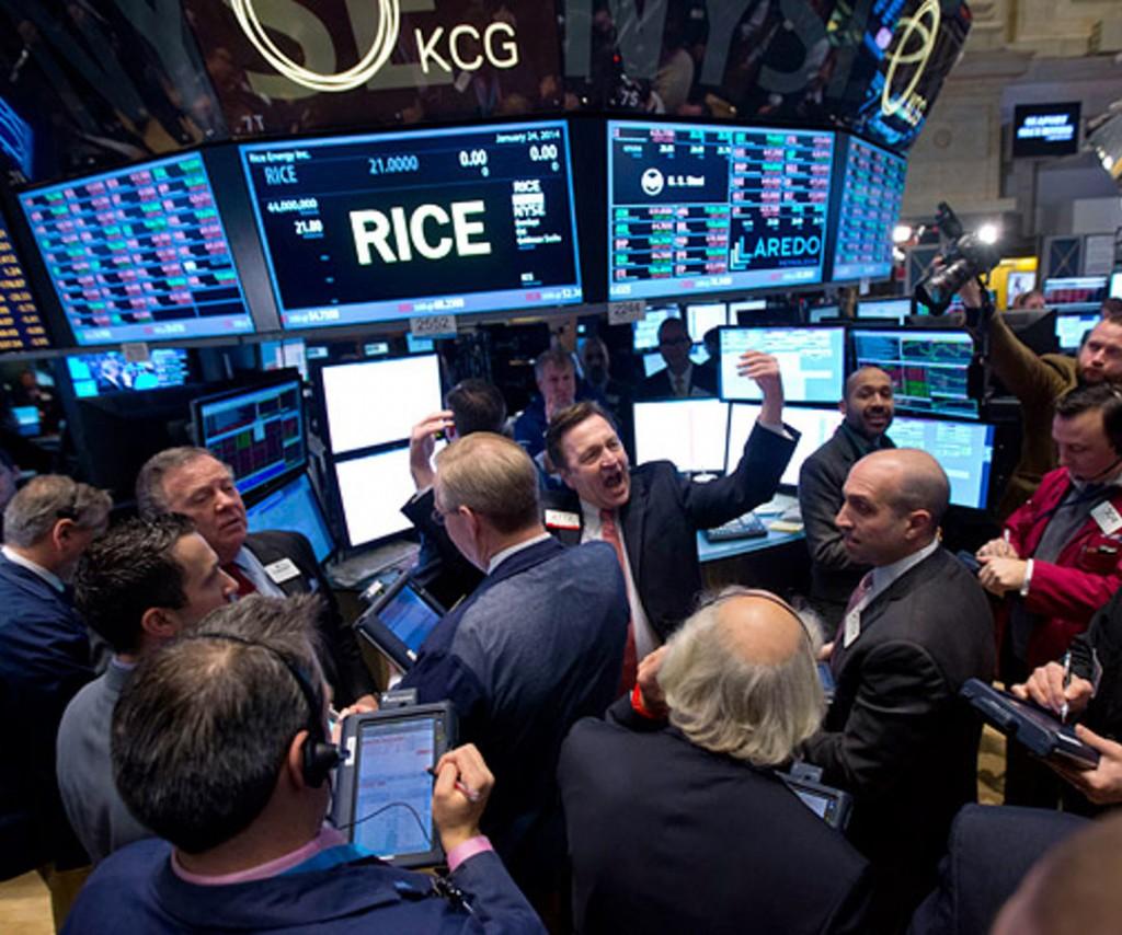 Wall Street: Las acciones apuntan una apertura al alza