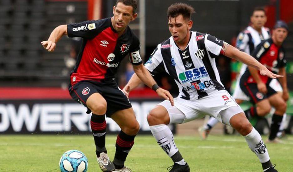 Central Córdoba cayó sin atenuantes frente a Newell's por 3 a 1