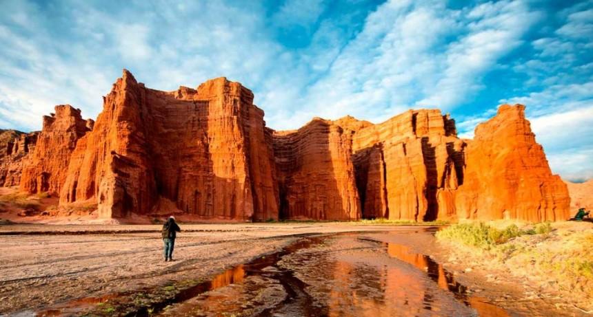Salta recibe turismo regional