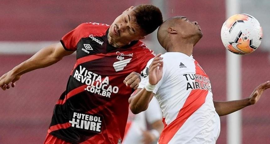 River clasificó a los cuartos de final de la Copa Libertadores